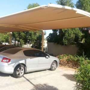 Mái Che Garage